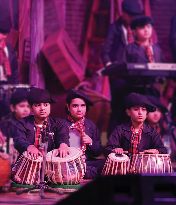Sweet Melodies Club (Indian Vocal)    Lotus Valley International, Gurgaon