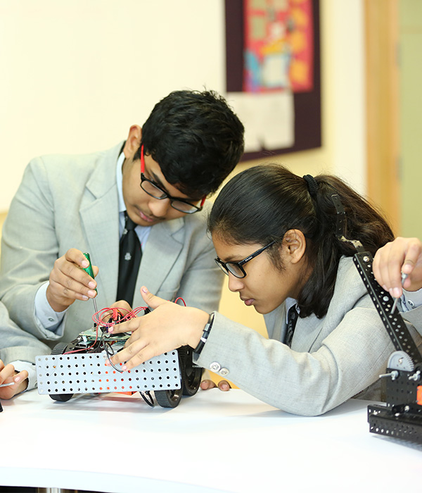 Robotics Club || Lotus Valley International, Gurgaon